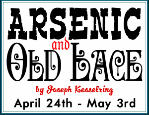 Arsenic and Old Lace Media Icon
